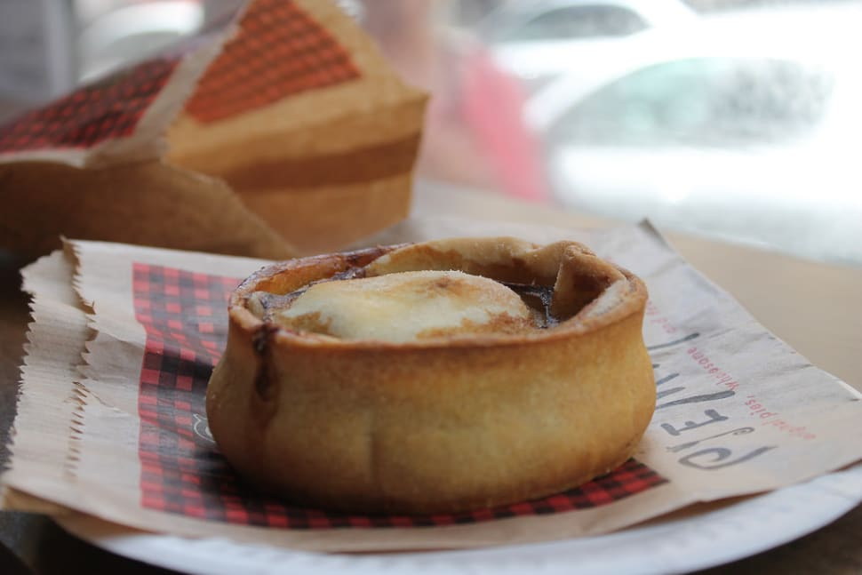 Best time for Scotch Pie and Bovril in Scotland