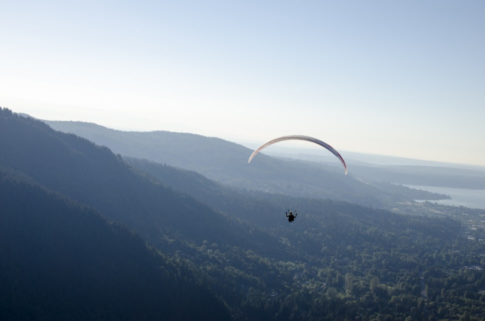 Paragliding Summer Season in Georgia - Best Time