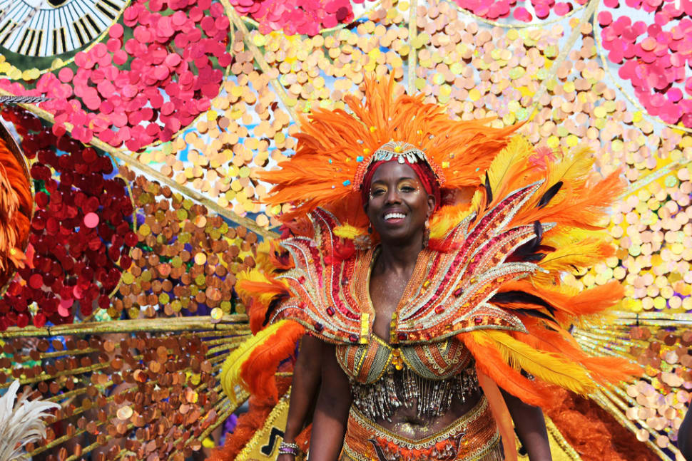 Best time to see Toronto Caribbean Carnival or Caribana in Toronto