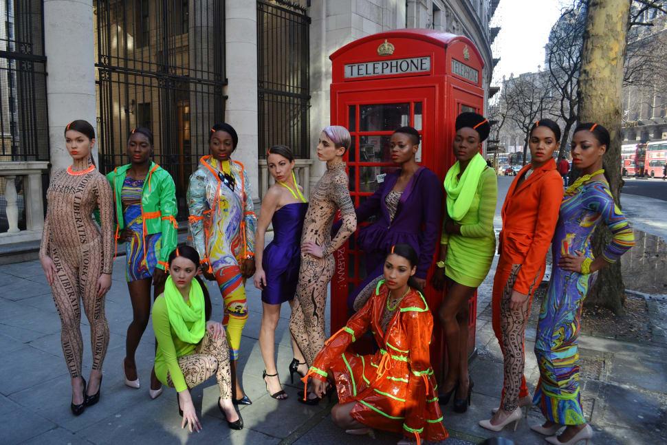 London Fashion Week in London - Best Time