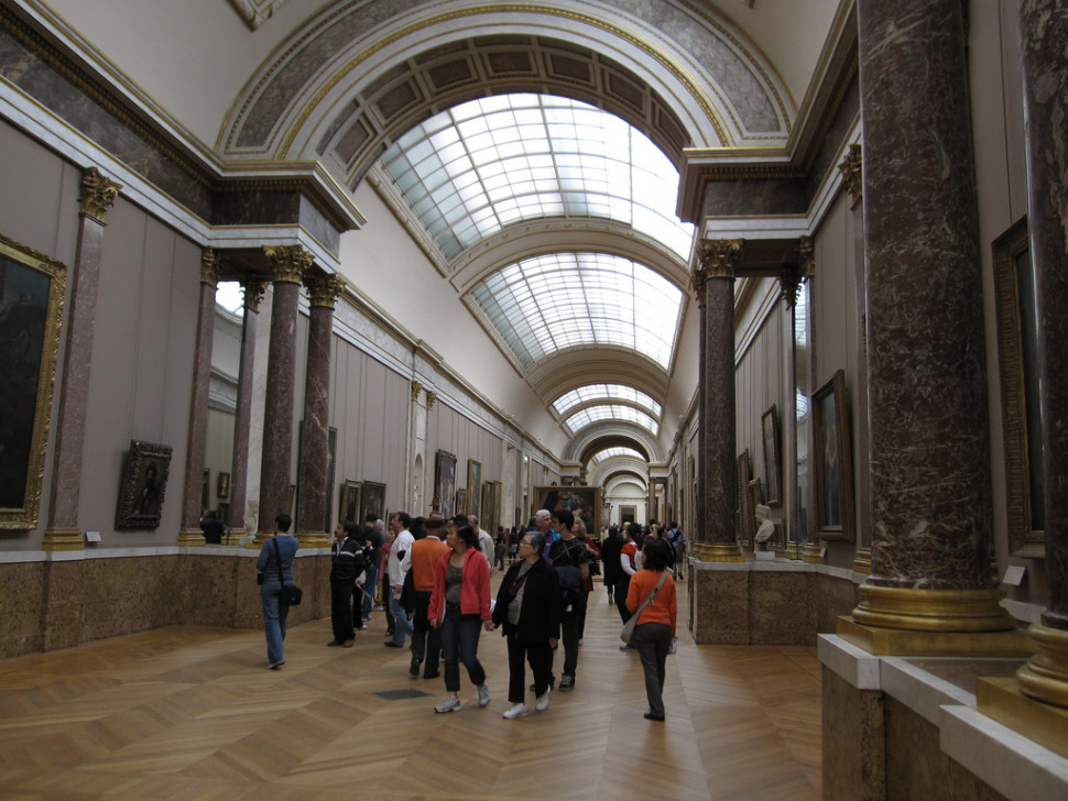 Things to do in Paris : Louvre with Shorter Queues