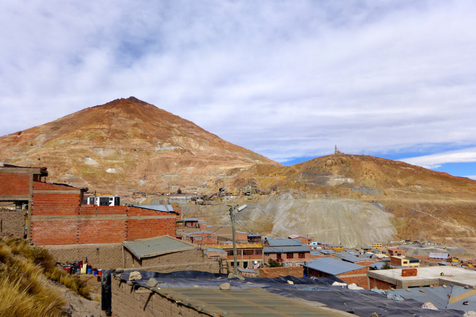 Things to do in Bolivia : Potosi Mines