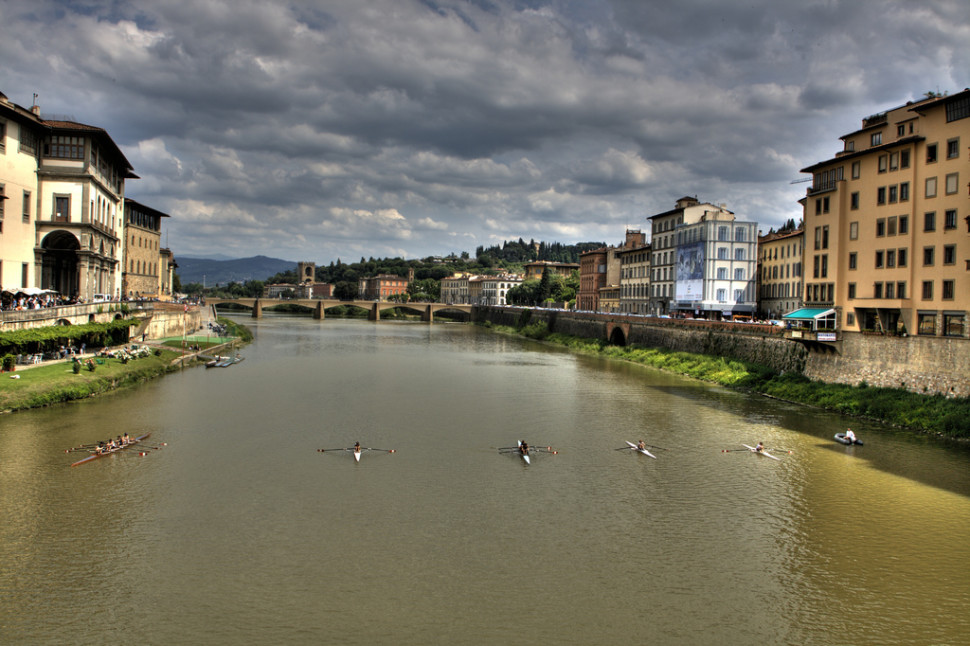 Things to do in Florence : Rowing