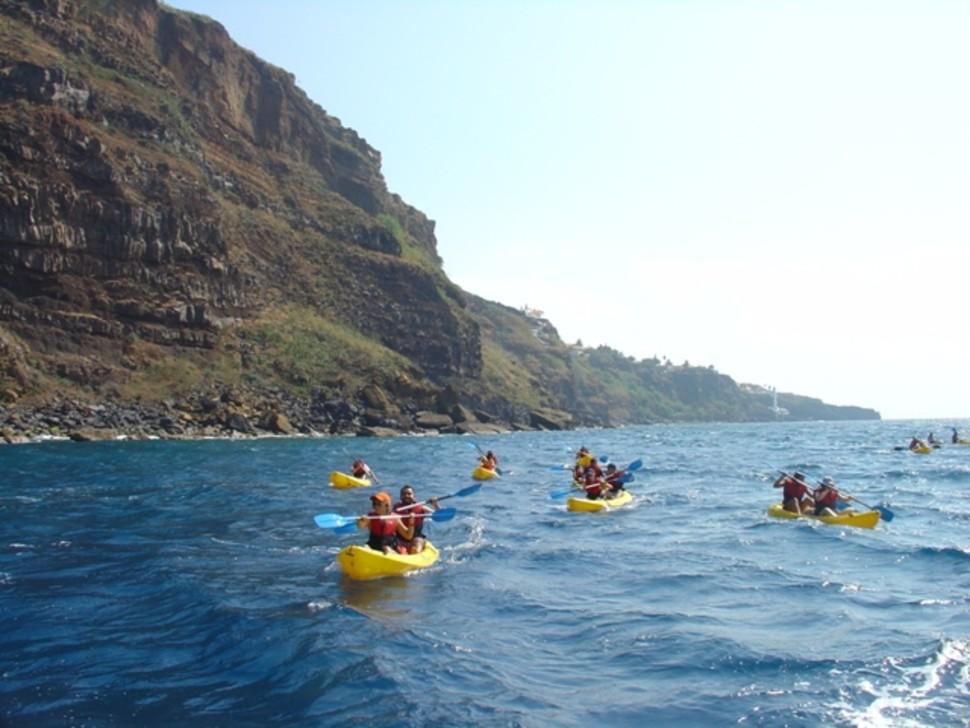 Sea Kayaking and Canoeing
