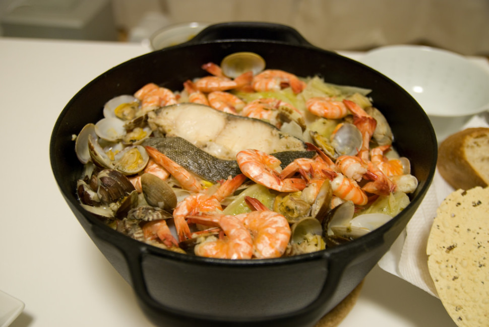 Things to do in Provence & French Riviera : Bouillabaisse