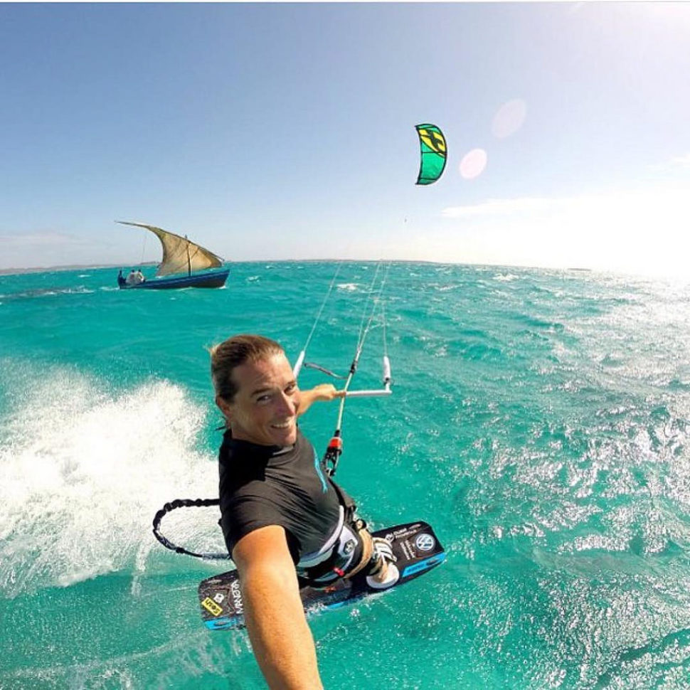Things to do in Madagascar : Kitesurfing