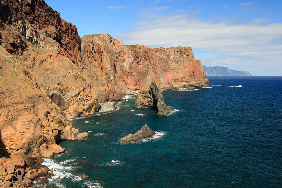 Things to do in Madeira : Sea Kayaking and Canoeing
