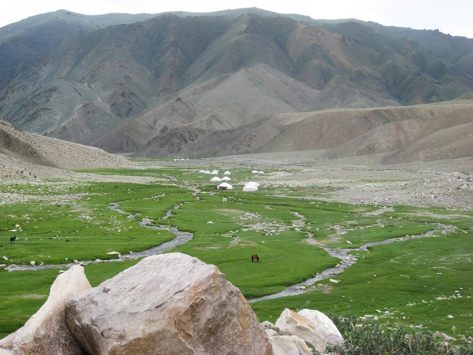 Things to do in Mongolia : Hiking and Mountaineering