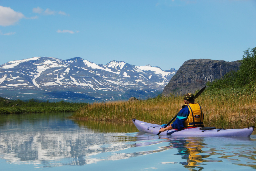 Things to do in Sweden : Paddling