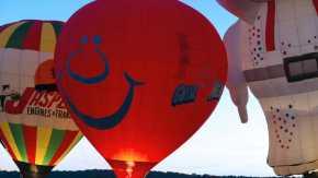 Ohio Herausforderung Heißluftballon-Festival