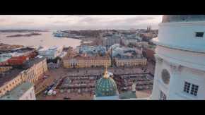 Mercados navideños en Finlandia