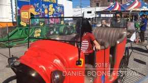 Daniel Boone Festival