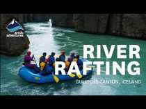 Rafting Canyon Gullfoss