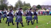 Burntisland Highland Juegos