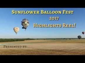 Sunflower Balloon Fest