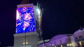 New Year's Eve in Salt Lake City