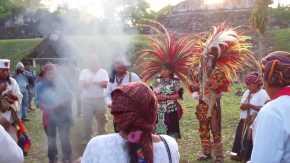 Equinox maya y solsticio