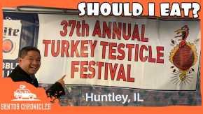 Die Türkei Hodenfest