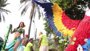 La Ceiba Carnival (Carnaval de la Ceiba)