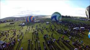 Erie Town Fair & Hot Air Balloon Festival