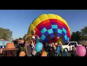 Springville Art City Days Balloon Fest