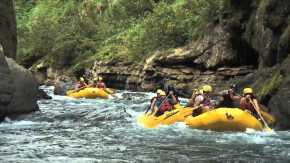 Upper Navua River Rafting