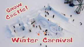 Carnevale invernale White Pass