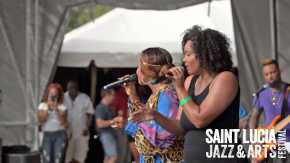 Saint Lucia Jazz & Arts Festival