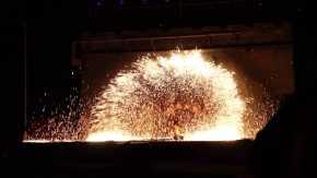 Da Shuhua Molten Iron Fireworks