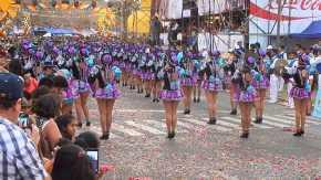 Carnaval Andino con la Fuerza del Sol
