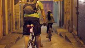 Ciclismo de medianoche