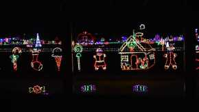 Festival of Lights at Hill Ridge Farms