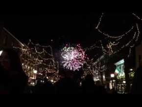 New Year's Eve in Virginia