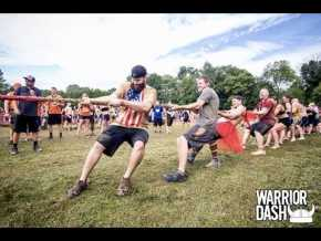 Warrior Dash Ohio