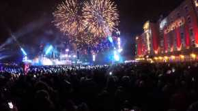 Quebec City New Year's Eve