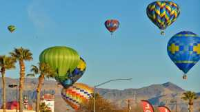 Pahrump Balloon Festival