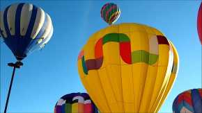 Mesquite Hot Air Balloon Festival