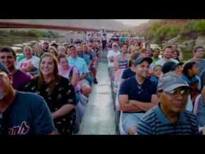 Som e luz Show Jet Boat Tours