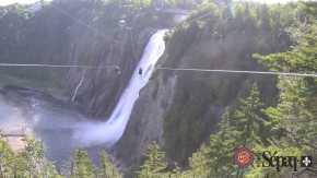 Montmorency Falls Zipline