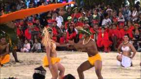 Heiva i Bora Bora