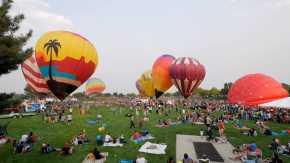 Festival del globo de arena