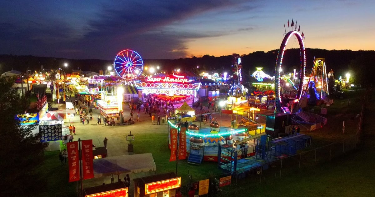 New Jersey State Fair 2020 Dates Amp Map