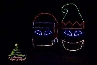 Christmas Nights of Lights at Coney Island