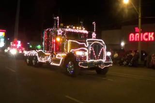 Thunder Bay Parade of Lights