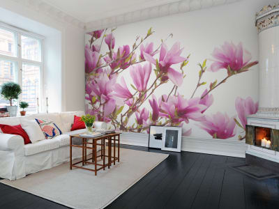 Wall Mural R10591 Magnolia image 1 by Rebel Walls