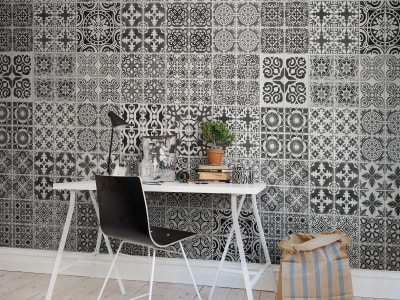 Фотообои R12721 Marrakech, black изображение 1 от Rebel Walls