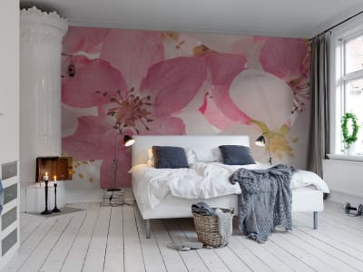 Mural de pared R11211 Apple Blossom imagen 1 por Rebel Walls
