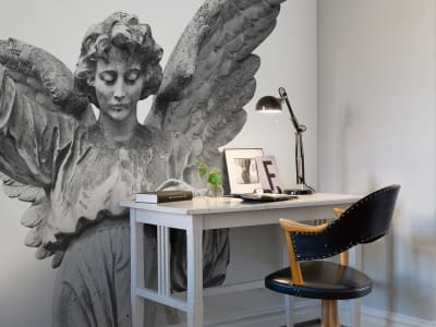 Mural de pared R11731 Angel imagen 1 por Rebel Walls