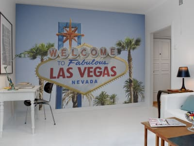 Tapet R12341 Las Vegas bilde 1 av Rebel Walls