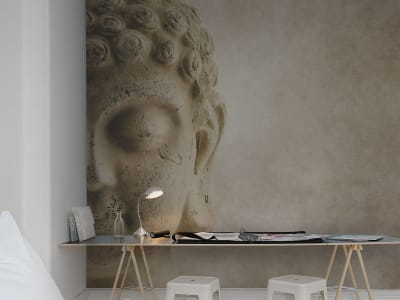 Tapet R12501 Buddha bilde 1 av Rebel Walls